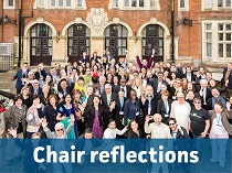 Chair reflections on IAPO's 7th Global Patients Congress